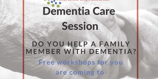 Free Dementia Care Workshop