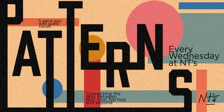 Patterns (Weekly jams) tickets