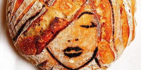 Taller de panadería artesanal con masa madre boletos