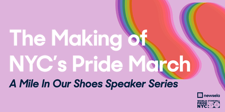 The Making of NYC's Pride March: From Grassroots to Center Stage tickets