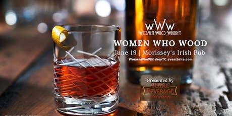 Women Who Wood tickets