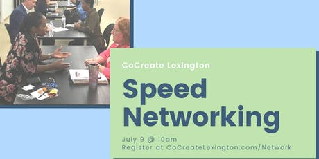 Lexington Speed Networking: Morning tickets