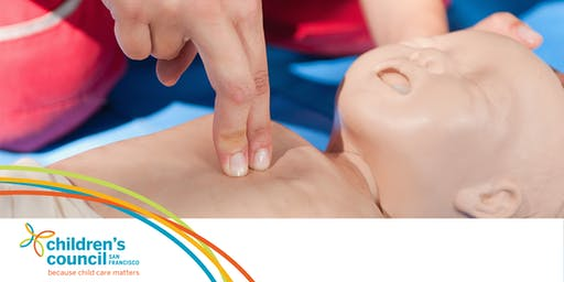 Family/Educator Workshop: Pediatric CPR & First Aid 20191012