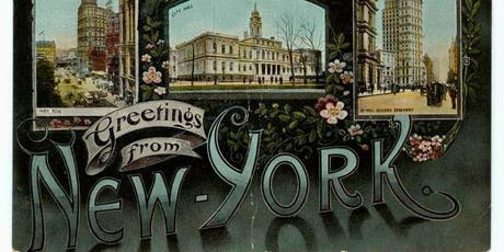 Lecture: The City Comes of Age: NYC in the Gilded Age tickets