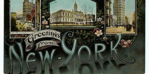 Lecture: The City Comes of Age: NYC in the Gilded Age