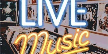 Monthly Live Music line up 2019 tickets