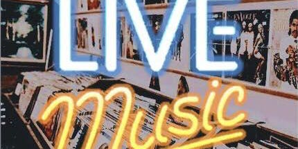 Monthly Live Music line up 2019