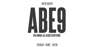 3WayMg : 9th Annual All Black Everything (#ABE9) at MUSE Event Center