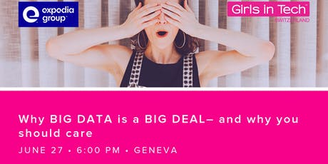Why Big Data is a Big Deal tickets