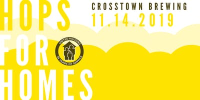 Hops for Homes 2019: Night at the Brewery benefiting United Housing