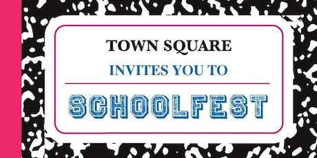 Schoolfest 2019 Admissions Tx tickets