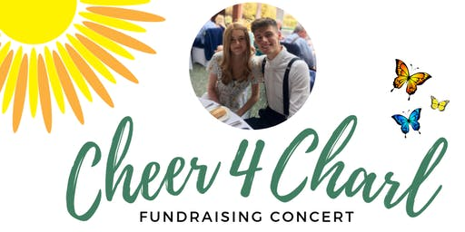 Cheer 4 Charl- Fundraiser!