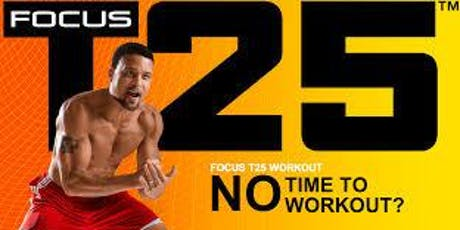 Family Workout: T25 tickets