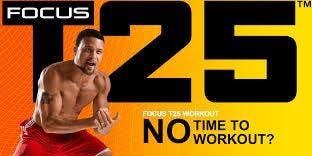 Family Workout: T25