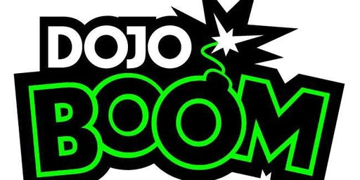 Dojo Boom Fundraising Event benefiting the Center4SpecialNeeds
