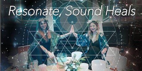 Resonate Sound Heals, Reiki + Sound, with Becca Davis & Nicola Buffa tickets