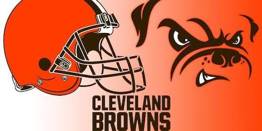 Cleveland Browns Invasion