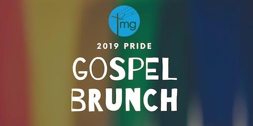 Pride Gospel Brunch @ Missiongathering