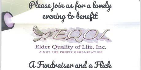 Fundraiser and a Flick tickets