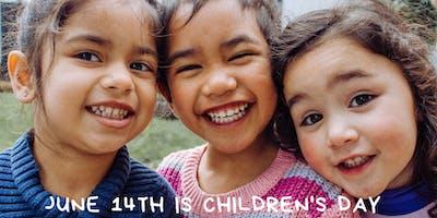 Children's Day - Dance Around the World