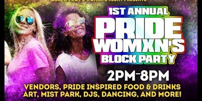 Askew Womxn's Pride Block Party