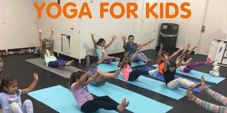 Yoga for kids/Yoga para Niños tickets