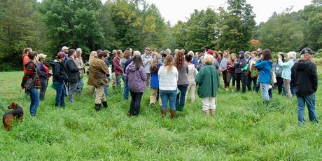 Pasture Walk and Grass Based Livestock Discussion with Sarah Flack tickets