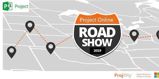 Microsoft Project Online Roadshow - Minneapolis