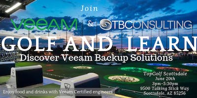 Golf & Learn with Veeam and TB Consulting