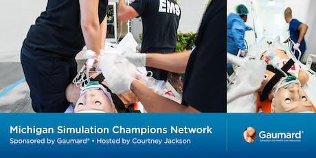 Michigan Simulation Champions Network  tickets