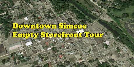 Downtown Simcoe Empty Storefront Tour tickets