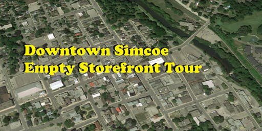 Downtown Simcoe Empty Storefront Tour