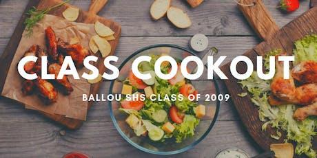 Ballou SHS Class of 2009 Reunion Cookout tickets