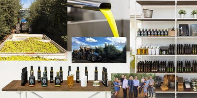 Calivirgin Estate Olive Oil Production Tour and Tasting Class, Lodi CA