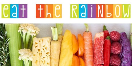 Free Cooking Class: Eat the Rainbow: Green tickets