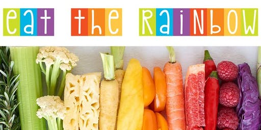 Free Cooking Class: Eat the Rainbow: Green