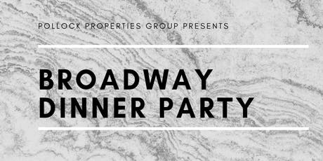 Broadway Dinner Party tickets