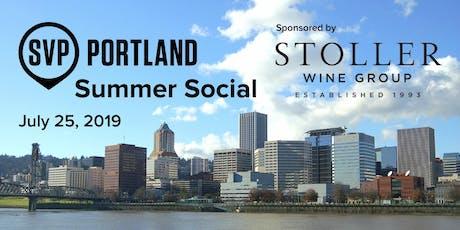 2019 SVP Summer Social  tickets