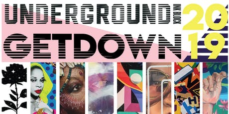 Underground GetDown!  tickets