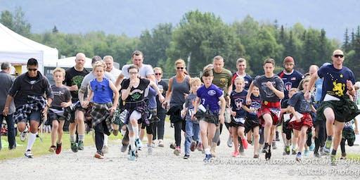 Kilted Mile  - 2019 Alaska Scottish Highland Games