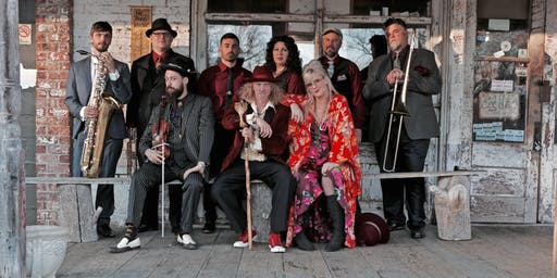 Squirrel Nut Zippers - Late Show