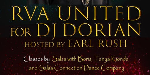 RVA United for DJ Dorian