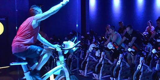 #Sweatworking at the Brand New CycleBar River North