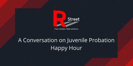 A Conversation on Juvenile Probation Happy Hour tickets