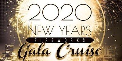San Francisco New Years Eve Fireworks Gala Cruise