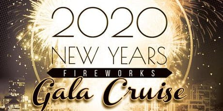 San Francisco New Years Eve 2020 Fireworks Gala Cruise tickets