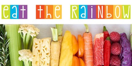 Free Cooking Class: Eat the Rainbow: Blue tickets