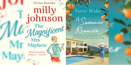 Summer Cocktails with Milly Johnson and Fanny Blake tickets