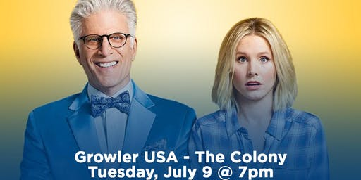 The Good Place Trivia at Growler USA The Colony