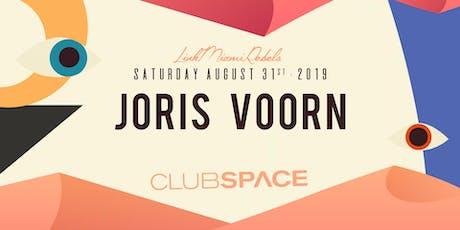 Joris Voorn + Special Guest tickets